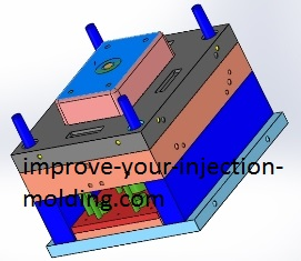 Quality Plastic Injection Mould Making