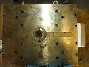 Good Injection Mold Design - Thick backplate