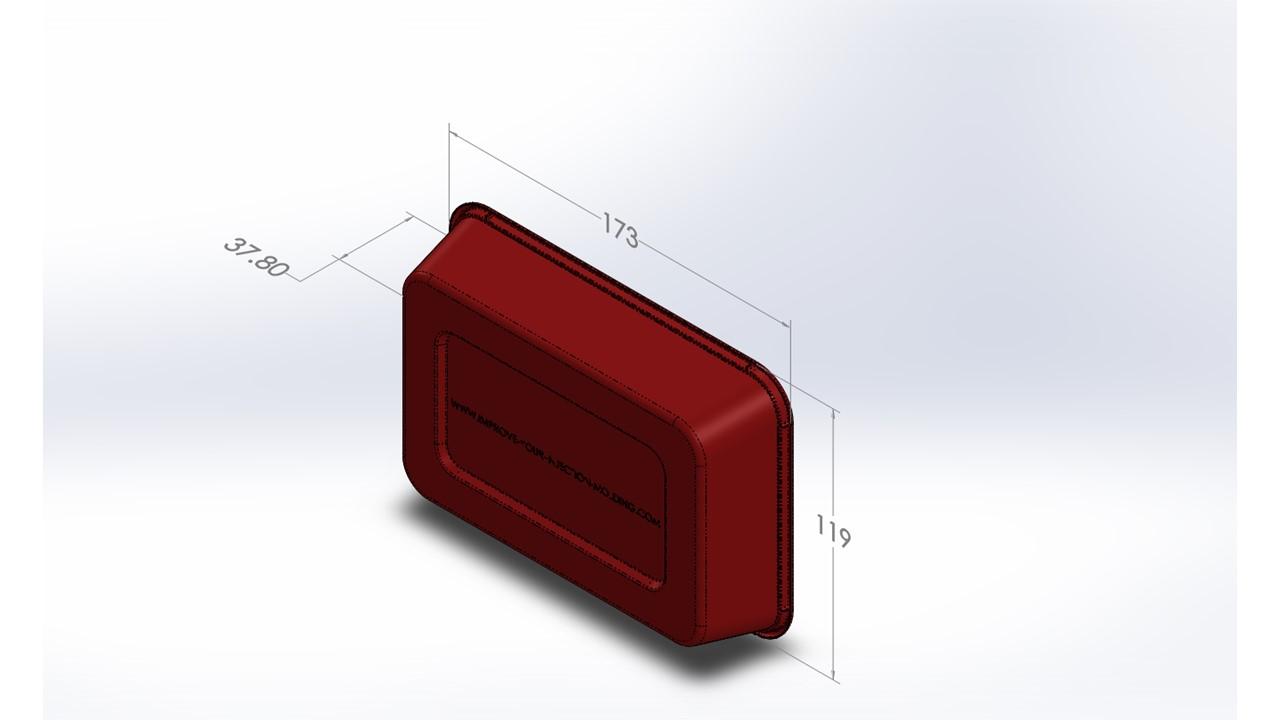 500ml Thinwall Disposable Food Tub 16.5 Grams
